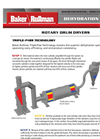 Rotary Drum Dryers Brochure