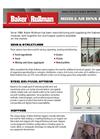 Baker-Rullman - Modular steel Bin & Hoppers Systems Brochure