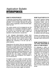 Hydroponics Brochure