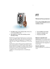 Model FT - Electromechanical Frost Protection Thermostat Brochure