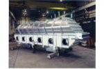 Carrier - Vibrating Fluid Bed Dryers