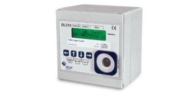 Model DL210 - Electronic Data Logger with Encoder Interface and Integrated GSM/GPRS Modem