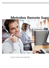 Metrohm Remote Support Brochure
