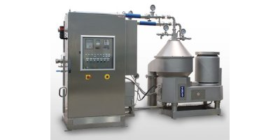 Pieralisi - Model FPC MK 43 Series - Automatic Discharge Milk Separators