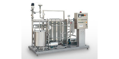 Pieralisi Pasteurizer - Model PC Series - Skid-Mounted Plate Heat Exchangers