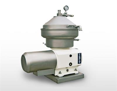 Pieralisi - Model FPC MK 44 Series - Automatic Discharge Milk Separators
