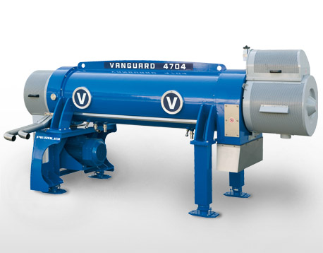 Pieralisi - Model Vanguard Series - Centrifugal Extractors