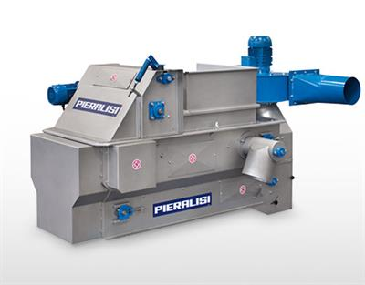 Pieralisi - Model FP - Twig and Leaf Remover