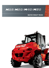 Manitou - Model M 30-2 - Masted Forklift Truck Brochure