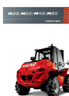 Manitou - Model M 26-2 - All-Terrain Forklift Truck Brochure