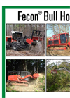 BULL HOG - Model CEM36 - Excavator Attachment Brochure