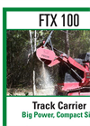 Fecon - Model FTX128L - Mulching Tractor Brochure