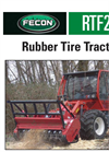 Model RTF230 - Mulching Tractor Brochure