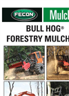 BULL HOG - Model BH074 H - Hydraulic Machine Attachment Brochure