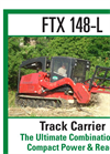 Fecon - Model FTX290 - Mulching Tractor Brochure