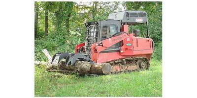 Fecon - Model FTX100 - Mulching Tractor