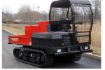 Model EX 60 - Utility Tracked Vehicle