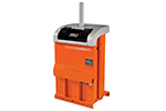 ORWAK COMPACT - 3115 - Small front-loader with cross-binding