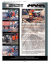 Multitek - Model 1610 - Economical Firewood Processor Brochure
