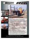 Multitek - Model 1620 SS - Firewood Processor- Brochure