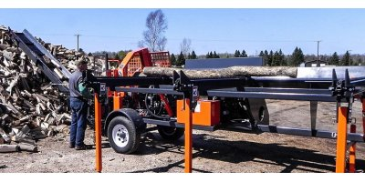 Multitek - Model 1616 EZ - Economical Firewood Processor