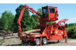Morbark - Model 30/36A NCL - Whole Tree Chipper