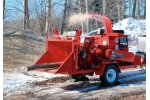 Beever - Model M12R - Brush Chipper