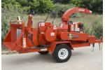 Beever - Model M12RX - Brush Chipper