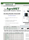 AgroMET - Agricultural Weather Station - Catalog