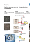 KAHL - Pelleting of Compost - Brochure