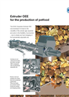 KAHL Extruder OEE for the Production of Petfood - Brochure