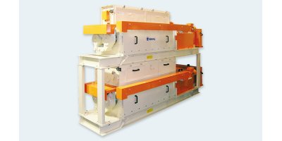 KAHL - Crushing Roller Mill