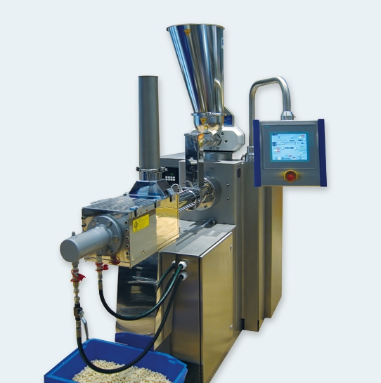 KAHL - Extruder - Process Technology for the Production of Cereals & Snacks