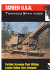 Tornado Star - TS4008 - For Loader Buckets Up To 3 Cubic Yards Brochure