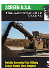 Tornado Star - Model TS4012 Deluxe - For Loader Buckets Up To 4 Cubic Yards Brochure