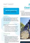 Rain Water Harvesting System Brochure