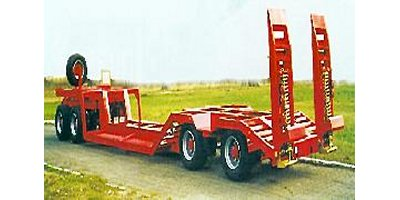 Model TL 30T/40T - Low Loader Trailers