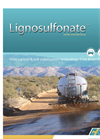 Lignosulfonate - Brochure