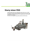 Submersible Slurry Mixer (1500 RPM) POD Brochure