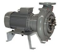 Landia - Model MPTK - Medium Pressure Motor Pump For Dry Installation