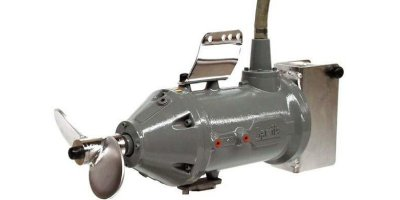 Submersible Slurry Mixer (1500 RPM) POD