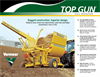 Top Gun Bale Processor Literature