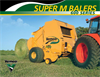 605 Super M Baler Literature