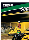 Vermeer - S800TX - Mini Skid Steer Brochure