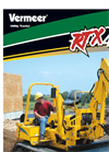 RTX450 Ride-On Tractor Literature
