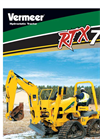 RTX750 Ride-On Tractor Literature