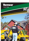 Vermeer - SC372 - Stump Cutter Brochure