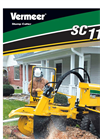 Vermeer - SC1152 - Stump Cutter Brochure