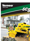 Vermeer - SC802 - Stump Cutter Brochure