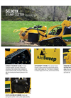 Vermeer - SC30TX - Stump Cutter Brochure
